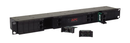 APC Rack-mount ProtectNet
