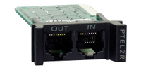 PTEL2R - APC Surge Module for Analog Phone Line, Replaceable, 1U, use with PRM4 or PRM24 Rackmount Chassis